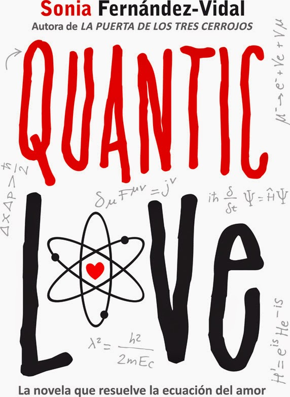 Resultado de imagen de foto del libro de quantic de love