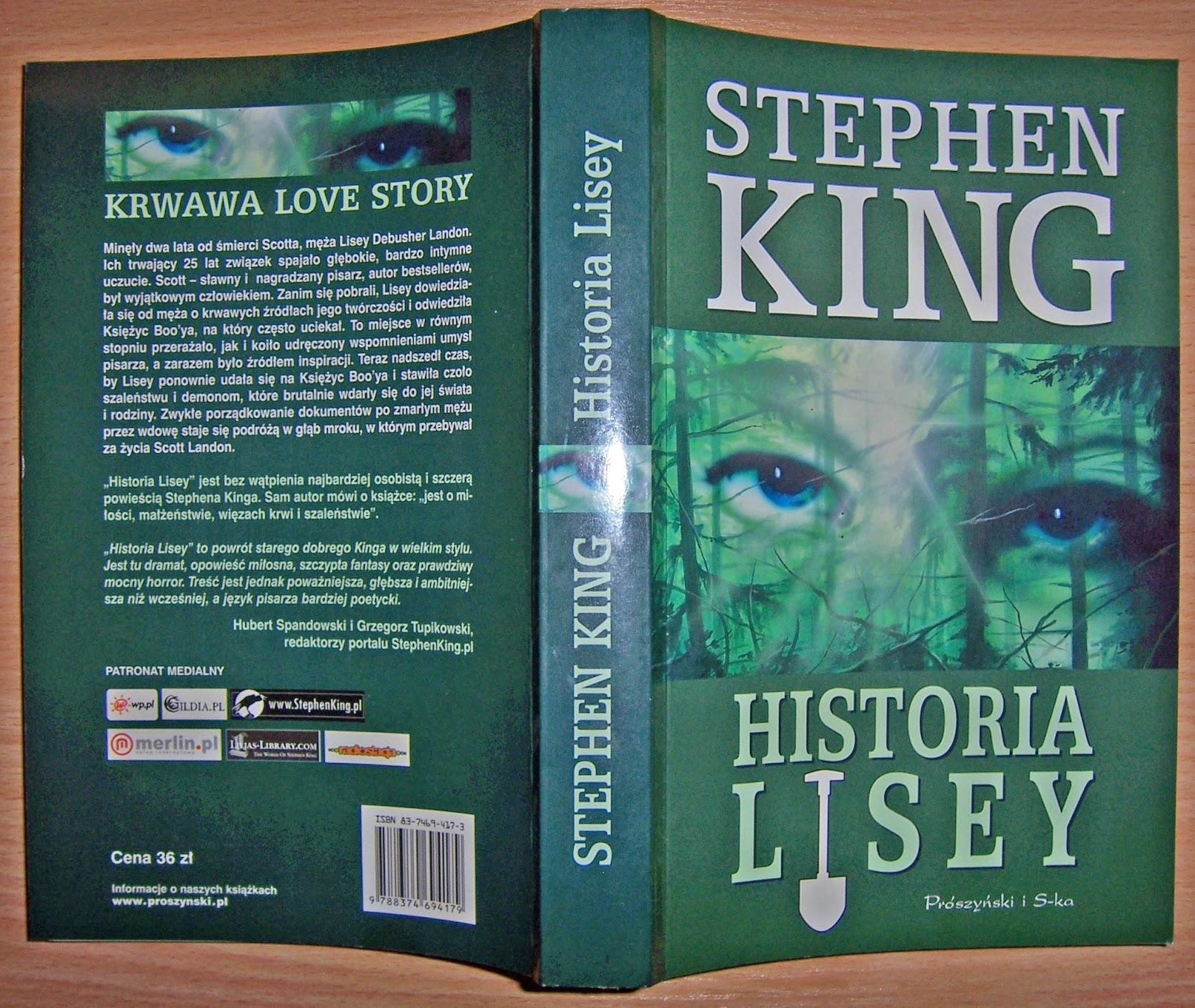 HISTORIA LISEY EPUB