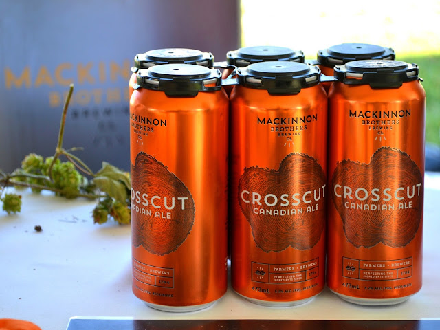 Local with MacKinnon Brothers Brewing