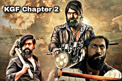 Kgf chapter 2 Download movie from Tamil rockers