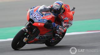 Hasil MotoGP Thailand: Dovizioso Tercepat FP4