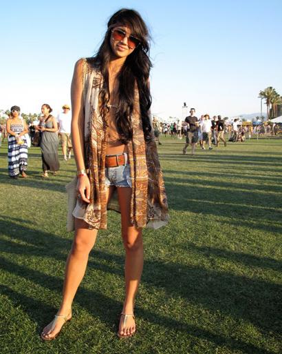 Treesje: Coachella 2011