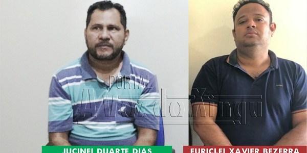 Operação da Polícia Civil prende três envolvidos em roubos de cargas na Transamazônica