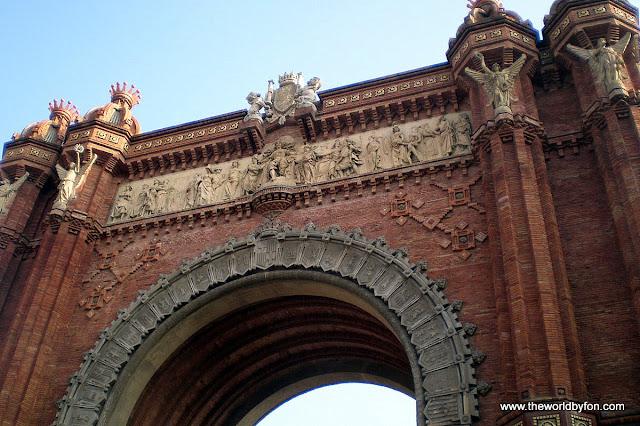 Arc do Triomf - Barcelona