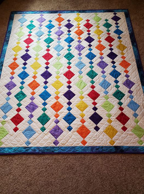 Beads Quilt Pattern