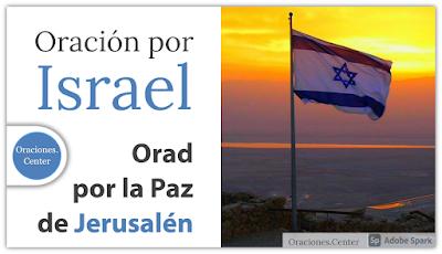 Oración por Israel