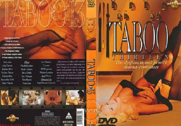 WATCH Taboo 13 - 1994 ONLINE Freezone-pelisonline