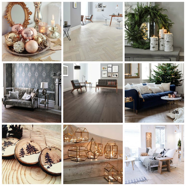 wooden floors and accessories
