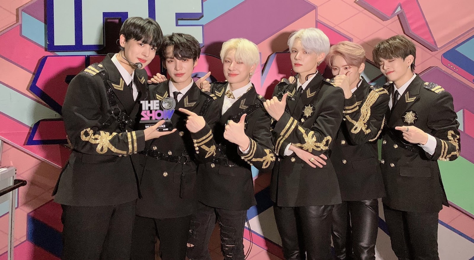 VICTON Wins Their First Trophy in Music Program Since Debut, Congratulations!