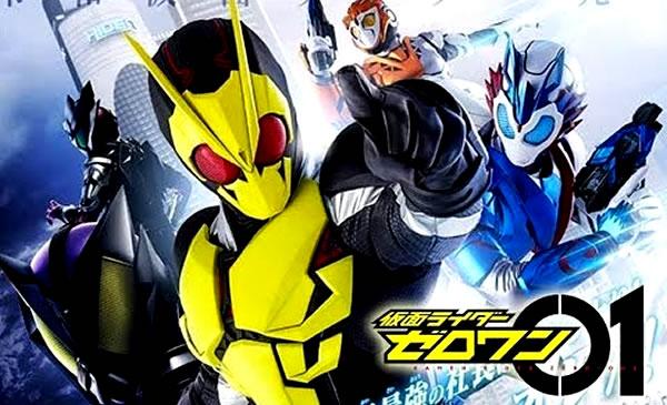 Kamen Rider Zero-One Episodio 09