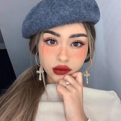 maquillaje tonos durazno