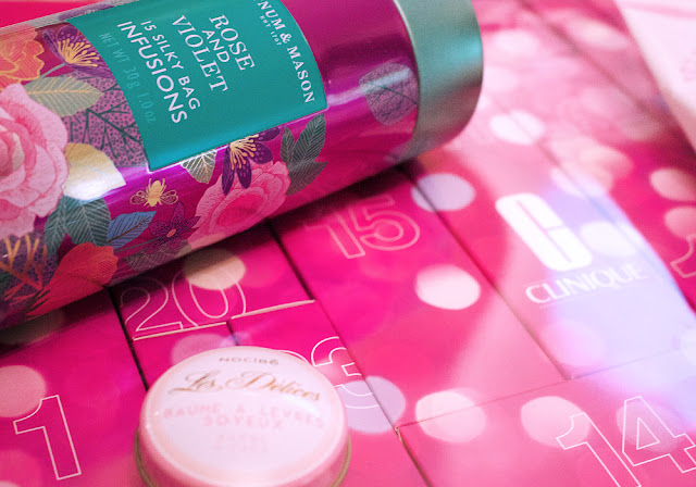 Fortnum & Mason rose and violet