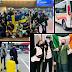 [IMAGENS] ESC2021: Primeiras delegações já chegaram a Roterdão