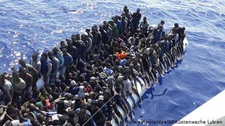Κίνητρο για τους πρόσφυγες οι θαλάσσιες αποστολές της ΕΕ;