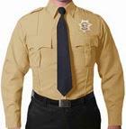 قميص امن قماش داكرون