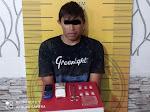 Sering Kali Transaksi Sabu,  MA Diringkus Unit Opsnal Narkoba Polres Langsa