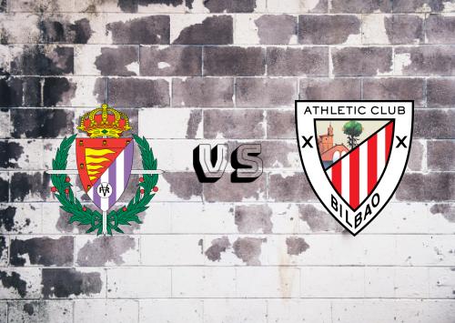 Real Valladolid vs Athletic Club  Resumen