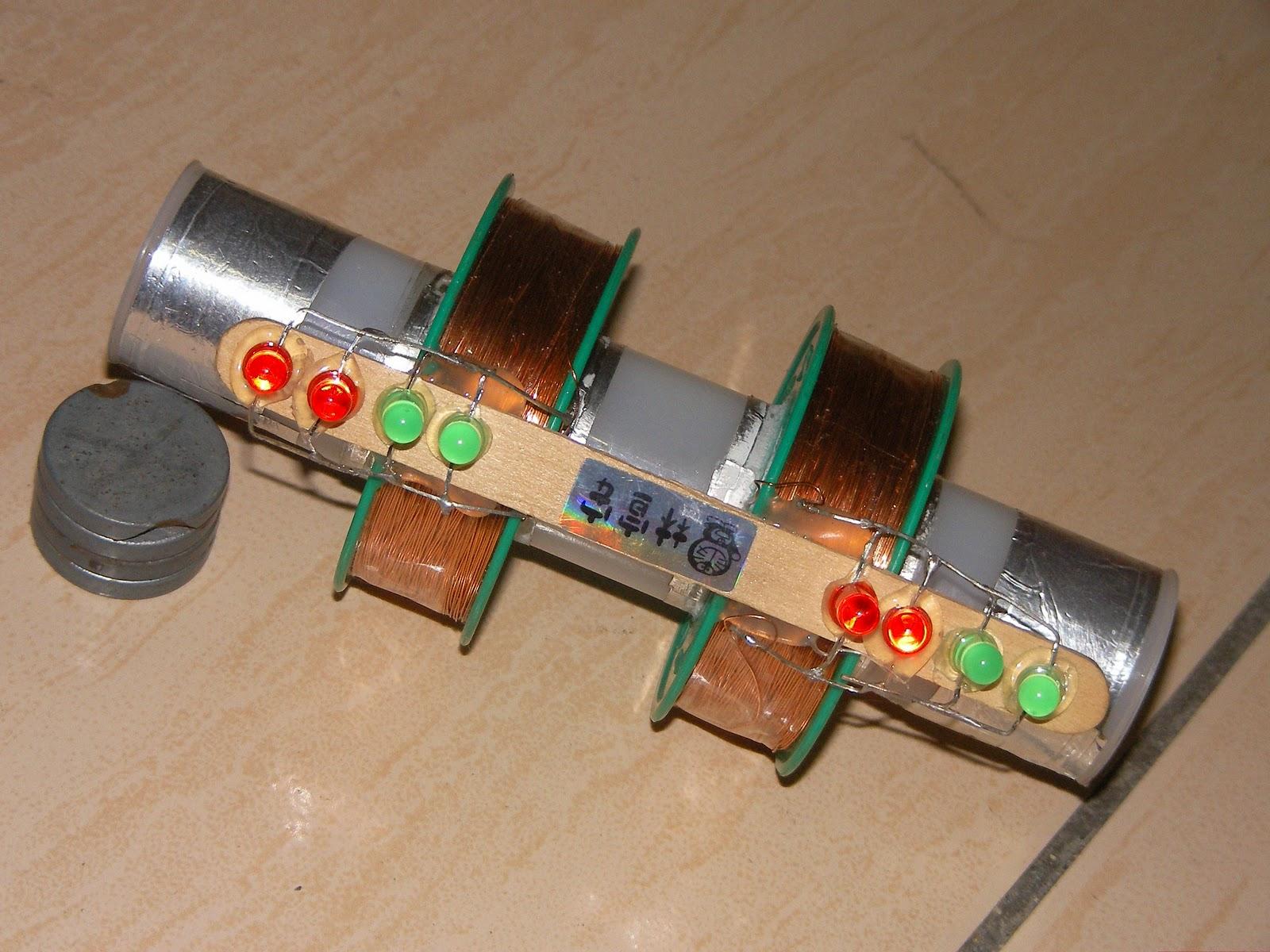 林宣安老師_創意教具DIY: 電磁感應發電機(開管型)教具製作