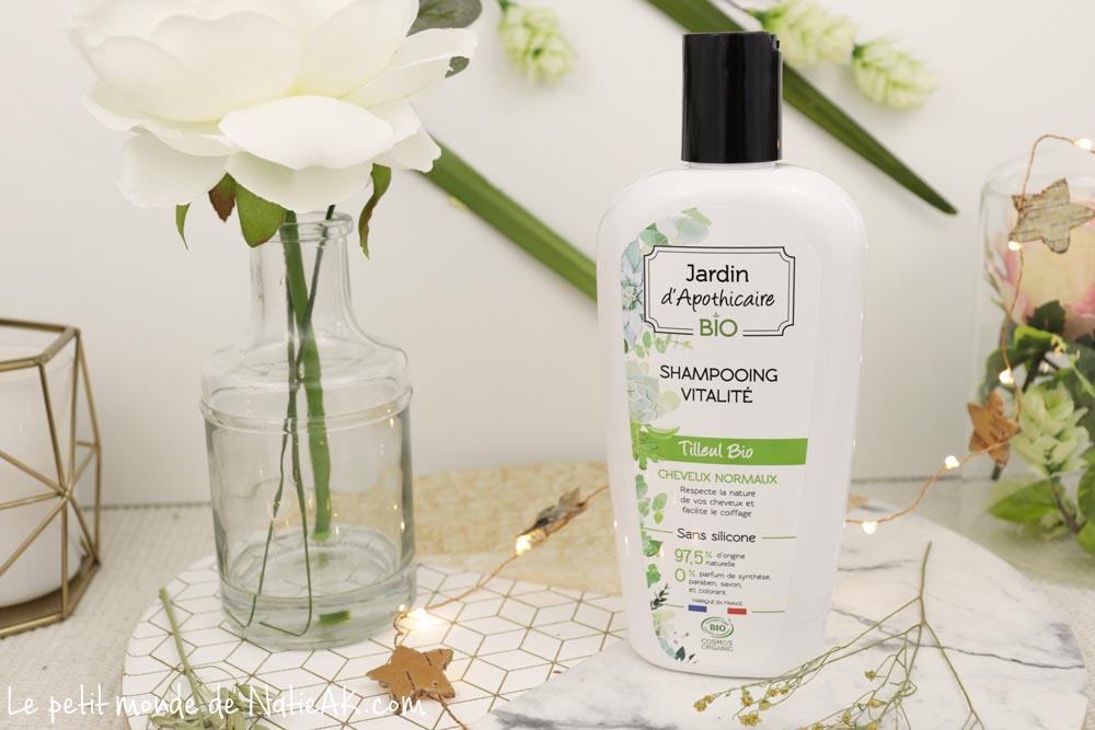 shampoing bio pas cher