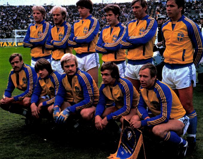 SUEDE 1978.