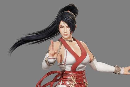 Game Dead or Alive 6 Tambahkan Momiji Sebagai Karakter Baru yang Dapat Dimainkan!