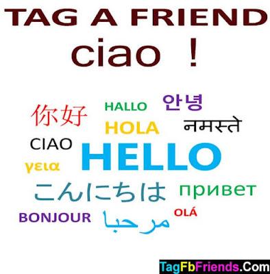 Hi in Italian language
