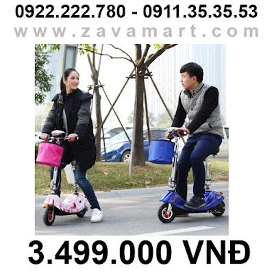 Kinh nghiệm mua xe điện mini E-Scooter