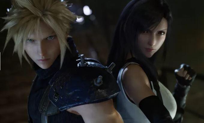 Square Enix akhirnya menampilkan kartakter Tifa dan Sephiroth serta game play final fantasy 7 remake di E3 2019