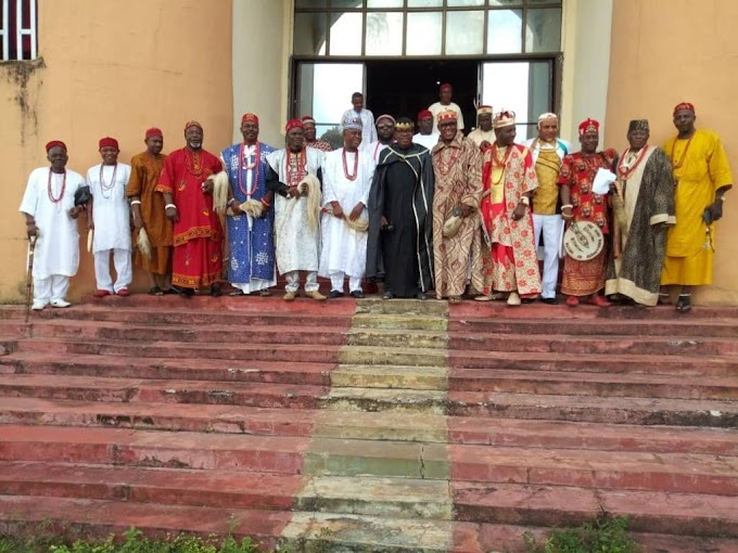 Igbo traditional rulers set to end Osu caste system