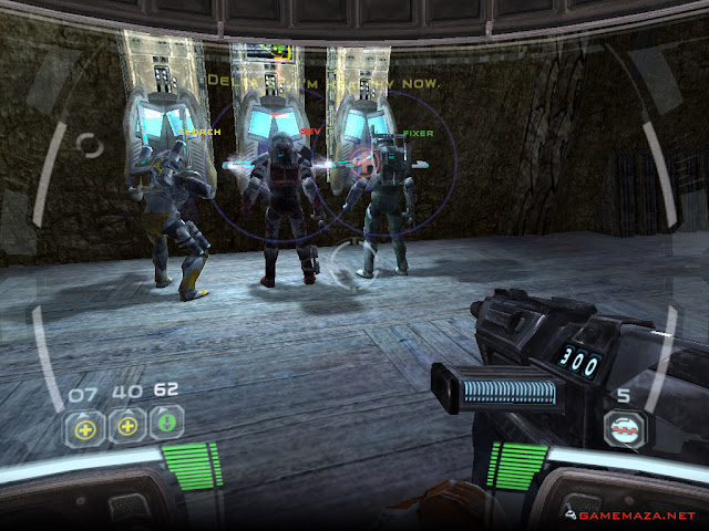 Star Wars Republic Commando Gameplay Screenshot 2