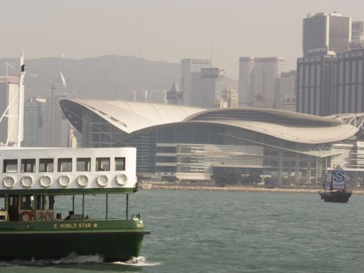 What is the best thing to see in Hong Kong?