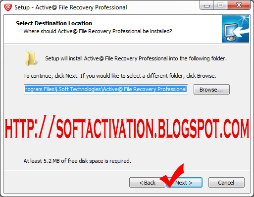 install Active@ File Recovery 4