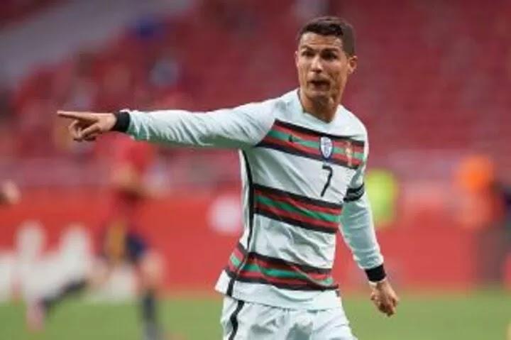 Key stat highlights Cristiano Ronaldo's career free kick struggles in the Euros