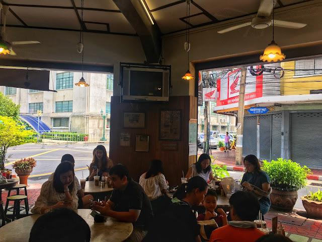 Kope Hya Tai Ke, Bangkok, Thailand