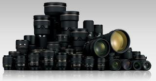 Объективы Nikon