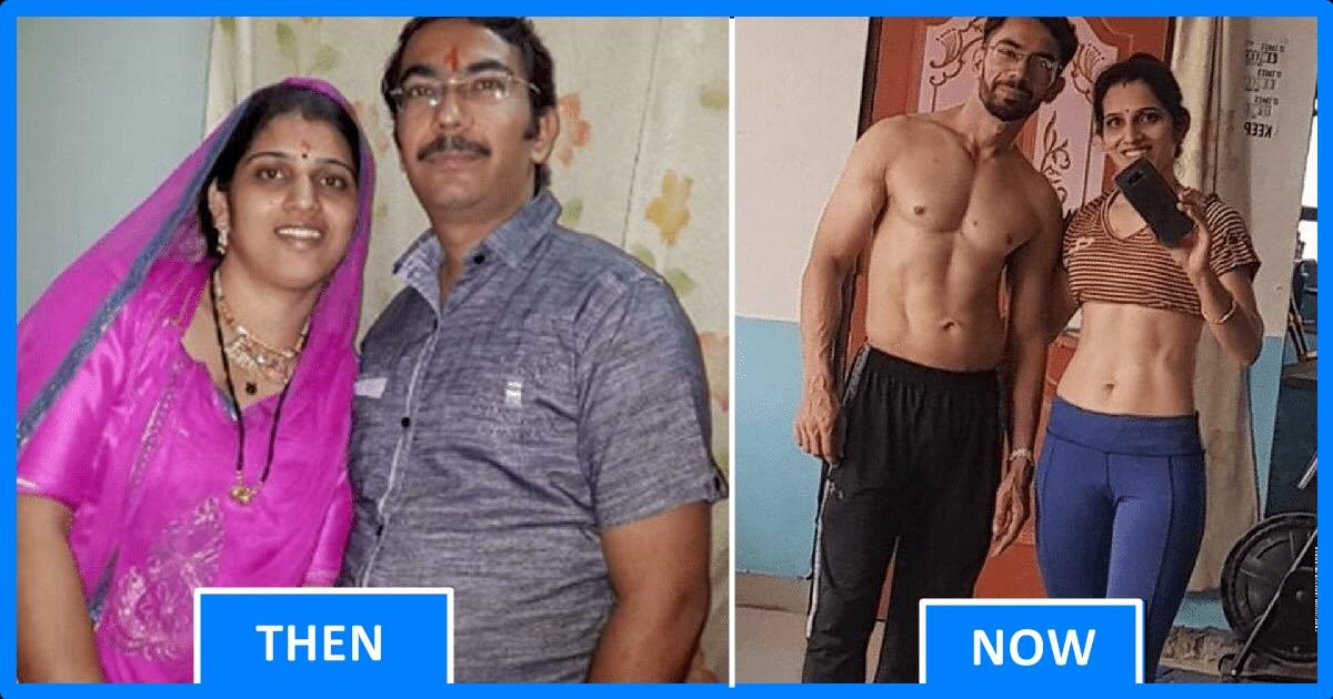 An Indian Couple Changed Their Lifestyle, And It Led To This Incredible Transformation (Pictures)