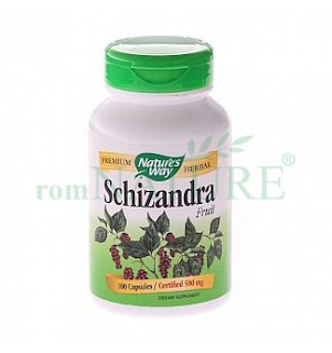 Comanda de aici capsule cu Schizandra cu livrare in  toate tarile din Europa