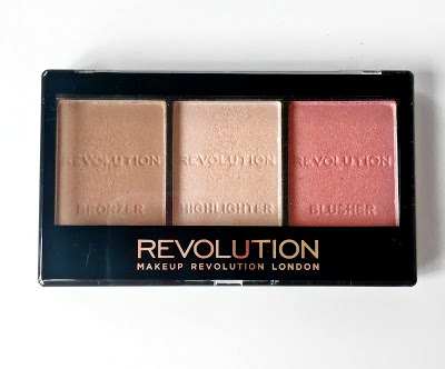 Makeup Revolution Ultra Sculpt and Contour Kit