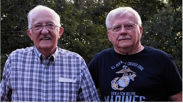 Two elderly men 77 say they were switched at birth