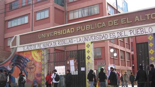 En mayo, la UPEA recordará un año de la muerte del universitario Jonathan Quispe / WEB