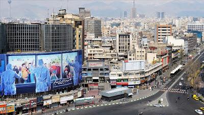 وفاة 135 شخصا في إيران خلال ال24 ساعة الماضية فقط