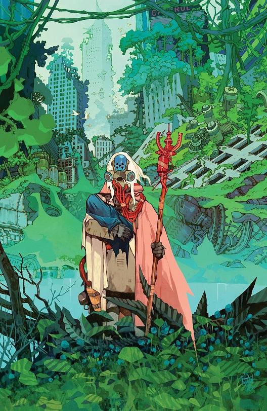Cover of Origins #1