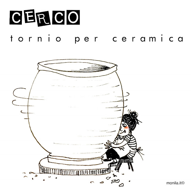 Monila handmade for Cerco tornio