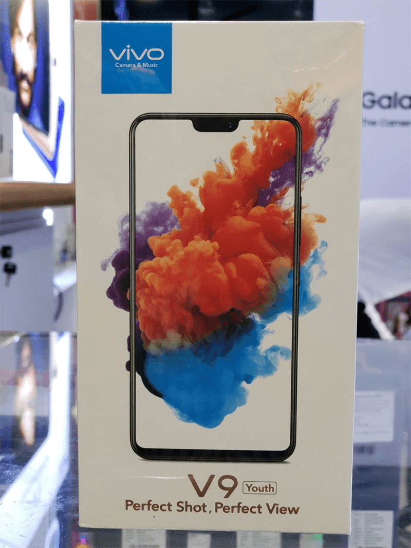 Vivo V9 Youth with 6.3-inch FHD+ notched screen silently launched