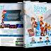 Capa DVD O Reino Gelado Fogo e Gelo [Exclusiva]