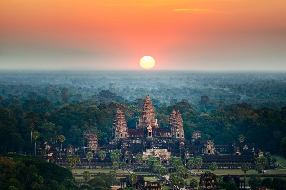 Living the Angkor Wat dream – Cambodia