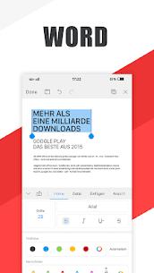 WPS Office + PDF Premium Apk v12.5.3 MOD