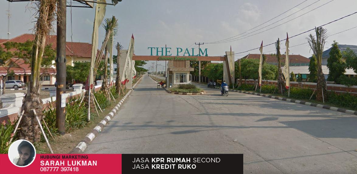 gerbang Perumahan the Palm residence