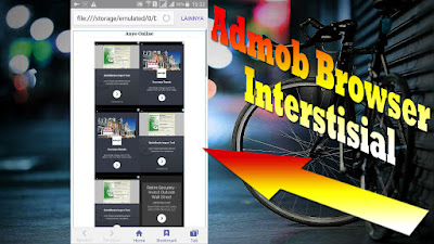 FREE DOWNLOAD ADMOB BROWSER INTERSTISIAL