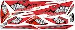 Striping PCX tema shark